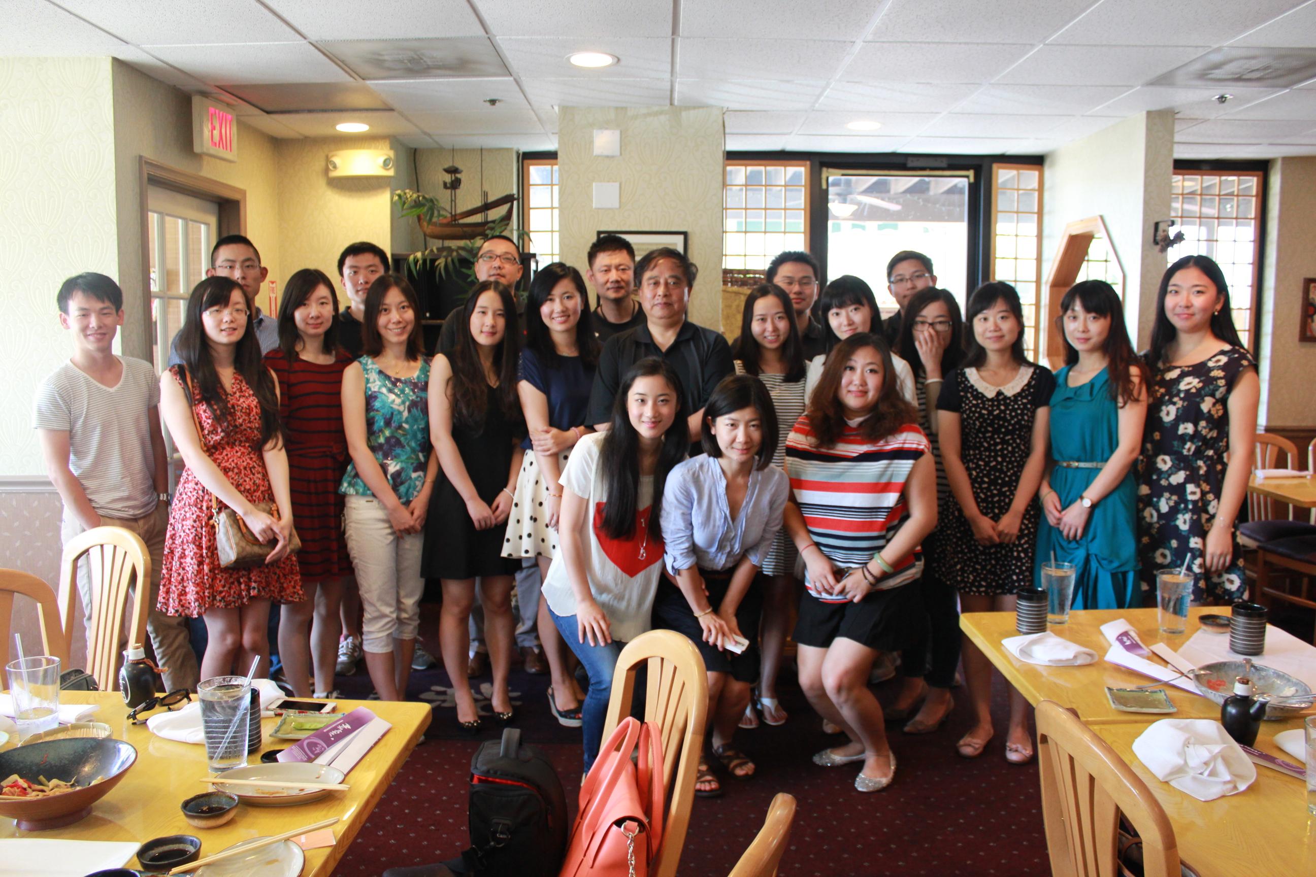 美国华盛顿地区上海交通大学</br>2014年校友联欢年会顺利举行