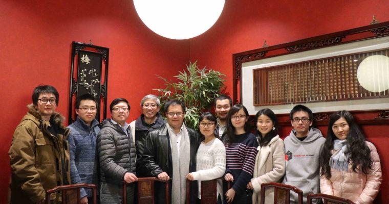 上海交通大学华盛顿校友会执行委员会完成换届选举